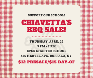 Chiavetta's BBQ Sale by the Hertel CA