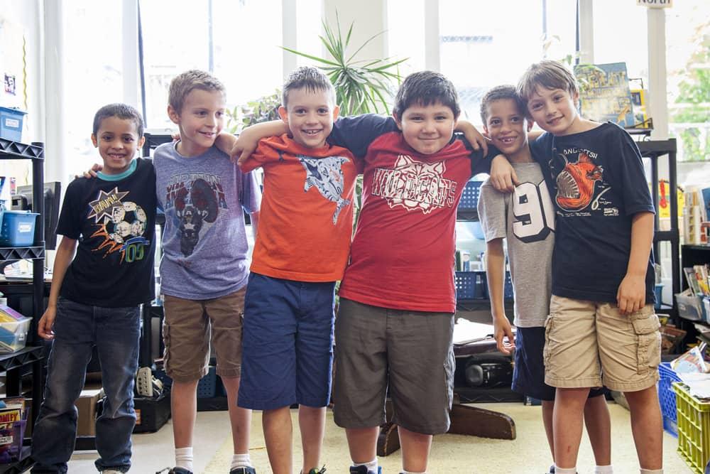 EVCS Students