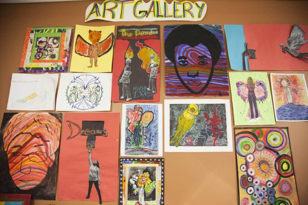 EVCS Student Art